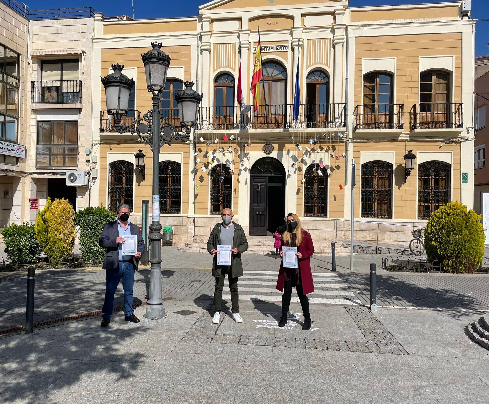 El Colegio Ntra. Sra. de los Dolores de Quintanar de la Orden celebra la Primera Semana Cultural de las Letras