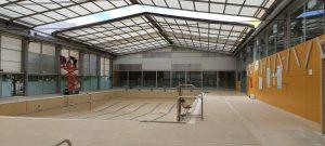 La piscina climatizada vuelve a abrir sus puertas para la temporada 2020/2021