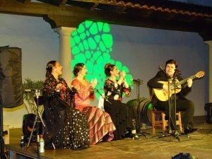 Quintanar de la Orden disfruta de una gran noche de arte flamenco