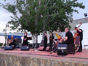 La Camerata Cervantina puso música al Día de Castilla –La Mancha en Quintanar
