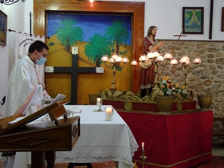 Quintanar de la Orden celebra la festividad de San Juan con una misa en su honor