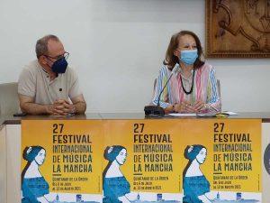 El Festival Internacional de Música La Mancha será una realidad viva un año más