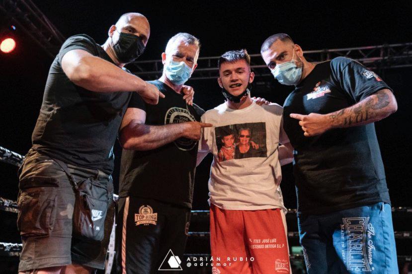 El boxeo, protagonista durante este fin de semana en Quintanar de la Orden
