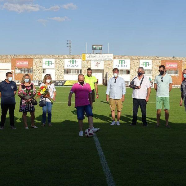 El CD Quintanar gana al AD San Clemente en la tanda de penaltis en el trofeo Alfonso Viller